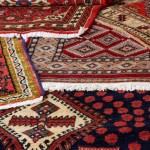 ancient handmade carpets and rugs-Martinez